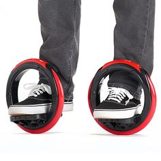 Sharper Image Boardless Skateboard