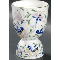 Coalport Pageant Double Egg Cup...