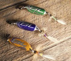 Beer Bottle Cap Fishing Lures -Do they catch fish, or just look cool?