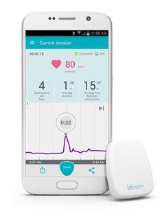 Bloomlife gets $4M for wearable pregnancy tracker | MobiHealthNews