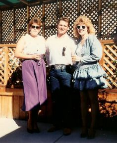 Molly, Mark and Me 1989
