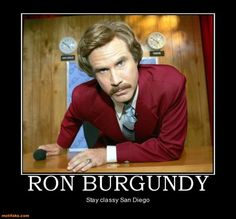 anchorman quotes stay classy