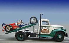 40's Chevy Truck - 50's Rail job | repinned by www.BlickeDeeler.de | Follow us on www.facebook.com/blickedeeler