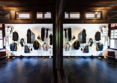 Spy-Inspired Menswear Shops : Thom Browne Store by Wonderwall