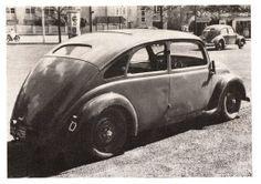 Typ 32 designed by Dr. Porsche for NSU. Volkswagen, Nsu Ro80, Kdf Wagen, Cool Old Cars, Vw Vintage, Steyr, Vw Bugs, Vw Beetles, Car Accessories