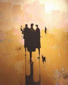 いいね!2,024件、コメント18件 ― SBGallery Pictures&Artistsさん(@sasha_borisovich)のInstagramアカウント: 「Geoffrey Johnson #arttherapy#artofinstagram #artnews#contemporarypainting #peinture #galleryart…」