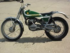 Bultaco : Sherpa T. I can't remember when last I saw one of these.