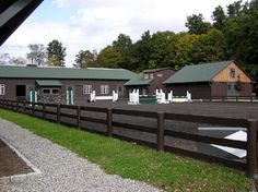 Barn with attached indoor and outdoor arena convenient!