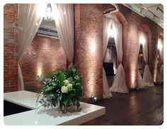 AXIS Pioneer Square - Seattle, WA, United States. Prop Gallery Draping at AXIS