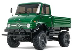 Mercedes Unimog work truck