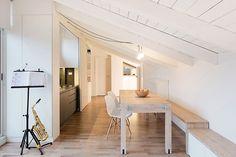 Modern Attic Apartment - Bologna, Italy