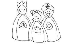 Personajes del #Nacimiento. #Navidad. www.evangelizacioncatolica.com