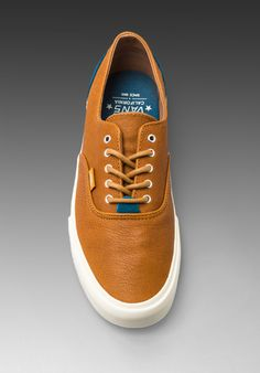 California Era Decon in Cathay Spice/Blue Sapphire / by VANS