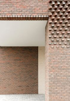 Tony Fretton Architects, Michel Desvigne, Peter Cook , Filip Dujardin · Westkaai Towers 5 & 6
