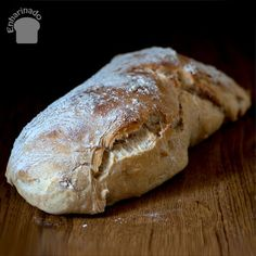 Ciabatta Fácil 2 Ciabatta, Bread, Food, Breads, Food Recipes, Adrenal Cortex, Meal, Brot, Eten
