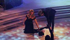 """Piovono polemiche su """"Ballando con le stelle"""". Non si è ancora chiuso il caso della caduta di Anna Oxa"""