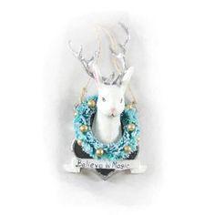Jackalope Mount Ornament