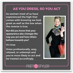 MINDFUL DRESSING: how to with purpose