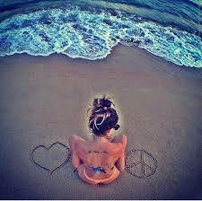 Resultado de imagen para fotos para tirar sozinha na praia