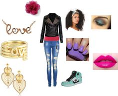 """""""weekend day"""" by lexie-is-awesome on Polyvore"""