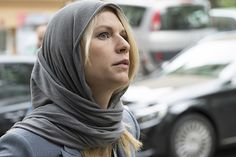'Homeland' Recap: Meet the New Carrie Mathison in 'Separation Anxiety' Homeland Season 5, Homeland Series, Carrie Mathison, Claire Danes, Morena Baccarin, Perfect Movie, London Films, Season Premiere, Separation Anxiety