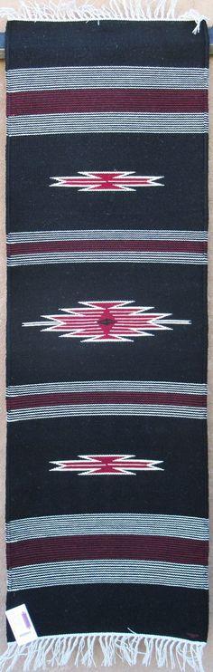 20x60 Chimayo blanket by Valorie Valdez