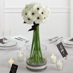 Centrepiece idea for tables