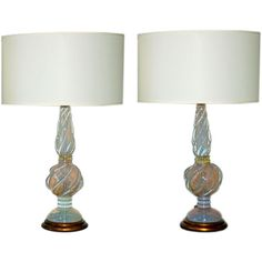 1stdibs - The Marbro Lamp Company - White Opaline Lamps by Seguso explore items from 1,700  global dealers at 1stdibs.com