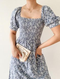 Letters I wrote for you dress - Breath of Youth Pretty Outfits, Pretty Dresses, Cute Outfits, Modest Fashion, Fashion Outfits, Girl Fashion, Summer Outfits, Casual Outfits, Outfit Look