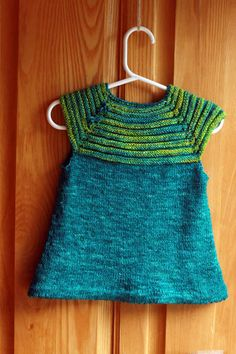 Yet another adorable baby knit