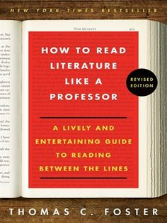 Cover of How to Read Literature Like a Professor Revised | Borrow for free online with your Mesa Public Library card.
