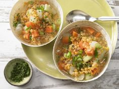 Gemüseeintopf - mit Linsen - smarter - Kalorien: 93 Kcal - Zeit: 15 Min. | eatsmarter.de Menge mindestens verdoppeln!