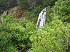"""Ushuaia, cascada """"la malagueña"""" - Tierra del Fuego, Argentina"""