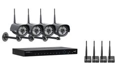 Wireless Security Camera Systems Are you concerned about security of your home or office? Well, our selections of Hidden wireless security cameras should give you the security you need to protect your home or office.
