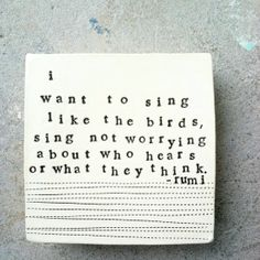 ..singing connects me to the divine!