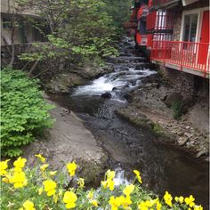 Gatlinburg, #Tennessee  Yes, it's touristy but beautiful too.  #boomer #travel