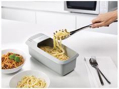 Nádoba na vaření těstovin v mikrovlnné troubě