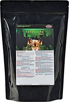 HydroOrganics HOJ03965 Earth Juice Verde Fire Bloom Germination Kit 5Pound -- You can get more details by clicking on the image.