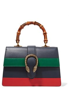 Gucci | Dionysus Bamboo medium leather tote | NET-A-PORTER.COM