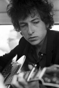 Bob Dylan - Newport-14