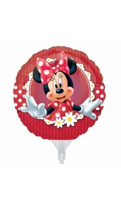 Ballon gonflé Minnie Mouse™