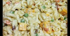 My family absolutely loves pasta salad, no matter what time of the year it is. Always one to change things up and try different combination...