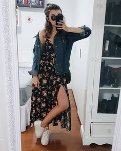 42 Cute Dresses Spring Outfit Ideas For Ladies - - Nice 42 Cute Dresses Spring Outfit Ideas For Ladies Source by mineoutfitscom Cute Dresses, Casual Dresses, Fashion Dresses, Cute Dress Outfits, Fashion Clothes, Vintage Outfits, Spring Dresses, Spring Outfits, Autumn Outfits
