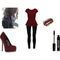 """Season 2 Episode 2 #1"" by briianna-graham on Polyvore"