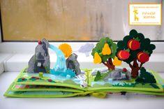 "Developmental book ""How to Train Your Dragon"" - Crafts - Babyblog.ru"