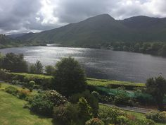 Kylemore Abbey: A room with a view