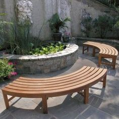 Image result for wooden garden bench