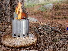 The Ultimate Backpacking Stove - Buy The Ultimate Backpacking Stove Online Wilderness Survival, Survival Tools, Camping Survival, Outdoor Survival, Outdoor Camping, Camping Ideas, How To Make Traps, Nalgene Bottle, Camping