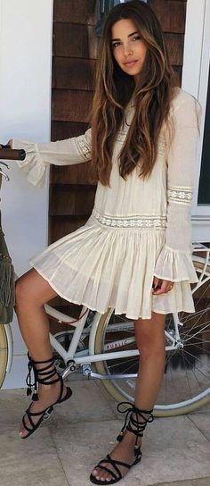 Little Boho Dress Source