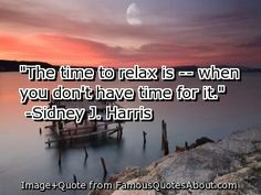 Relax quote